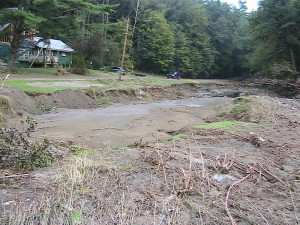 Landowners still struggling with the devasating erosion of Hurricane Irene are urged to apply for assistance.